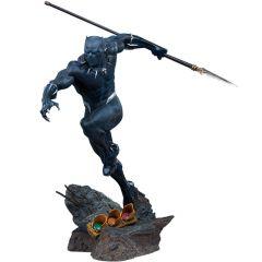 Black Panther - Avengers Assemble - Marvel Comics - Sideshow Collectibles