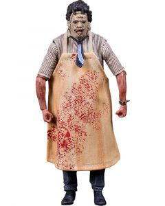 """Ultimate Leatherface (40th Anniversary) - 7"""" Scale Action Figure - The Texas Chainsaw Massacre - NECA"""