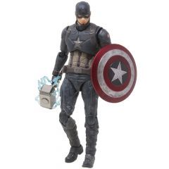 Captain America (Final Battle Edition) - S.H.Figuarts - Avengers: Endgame - Bandai