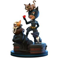 Catwoman - Q-Fig Elite - DC Comics - Quantum Mechanix