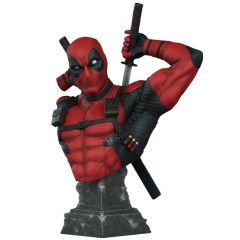 Deadpool - Bust - Marvel Comics - Sideshow Collectibles