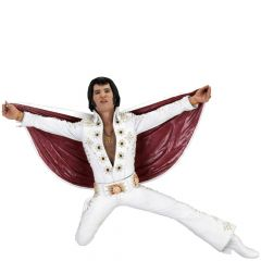 "Elvis Presley - 7"" Scale Action Figure - Live in '72 - Neca"