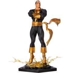 Black Adam 1/10 Art Scale - DC Comics - Iron Studios