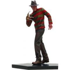 Freddy Krueger 1/10 Art Scale (VERSÃO REGULAR) - A Nightmare On Elm Street - Iron Studios