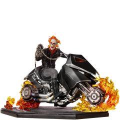 Ghost Rider 1/10 BDS (CCXP 2018) - Marvel Comics Series 5 - Iron Studios