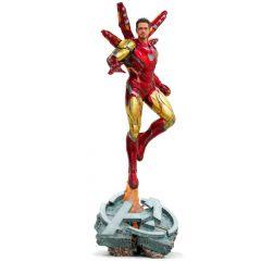 Iron Man Mark LXXXV 1/4 Legacy Replica (VERSÃO DELUXE) - Avengers: Endgame - Iron Studios