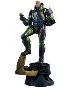 Lex Luthor (Power Suit) - DC Comics - Premium Format - Sideshow Collectibles