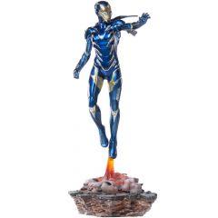 Pepper Potts in Rescue Suit 1/10 BDS - Avengers: Endgame - Iron Studios
