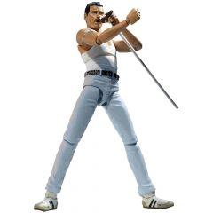 Freddie Mercury (Live Aid Ver.) - S.H.Figuarts - Queen - Bandai