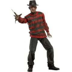 """Ultimate Freddy - 7"""" Scale Action Figure - A Nightmare on Elm Street - NECA"""