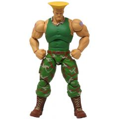 Guile - 1/12 Scale Figure - Ultra Street Fighter II: The Final Challengers - Storm Collectibles