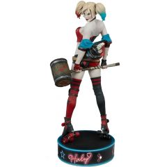 Harley Quinn (Hell on Wheels) - Premium Format - DC Comics - Sideshow Collectibles