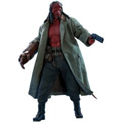 Hellboy - 1/6 Scale Collectible Figure - Hellboy (2019) - Hot Toys