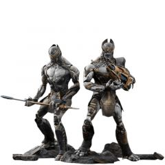Chitauri Footsoldier & Commander Set - The Avengers - Hot Toys