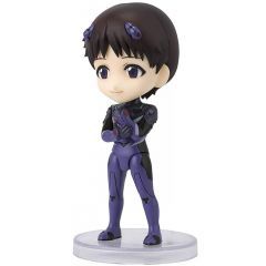 Ikari Shinji - Figuarts Mini - Rebuild of Evangelion - Bandai