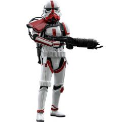 Incinerator Stormtrooper - 1/6 Scale Collectible Figure – The Mandalorian - Hot Toys