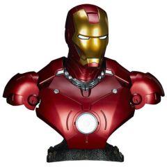 Iron Man Mark III - Life-Size Bust - Iron Man - Sideshow Collectibles