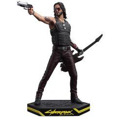 Johnny Silverhand - Figure - Cyberpunk 2077 - Dark Horse