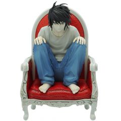 L Lawliet - Super Figure Collection - Death Note - Abystyle