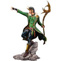 Loki - Marvel Comics - Artfx Premier Statue - Kotobukiya