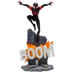 Miles Morales 1/10 BDS - Spider-Man: Into The Spider-Verse - Iron Studios