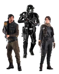 Pack Rogue One 1/10 Art Scale - Rogue One: A Star Wars Story - Iron Studios