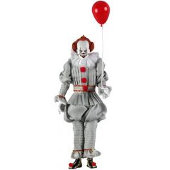 """Pennywise - 8"""" Clothed Action Figure - It - NECA"""