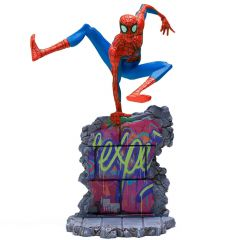 Peter B. Parker 1/10 BDS - Spider-Man: Into The Spider-Verse - Iron Studios