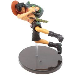 Portgas D. Ace - Scultures Big - World Figure Colosseum 4 Vol.7 - One Piece - Bandai/Banpresto