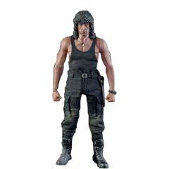 John Rambo - One-Sixth Scale Action Figure - Rambo III - ThreeZero