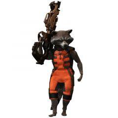 Rocket Raccoon - Guardians of the Galaxy - Hot Toys