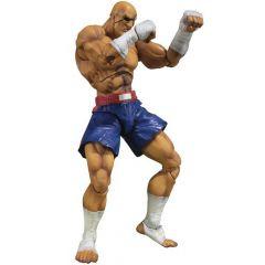 Sagat - S.H.Figuarts - Street Fighter - Bandai