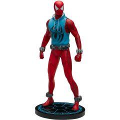 Spider-Man (Scarlet Spider Suit) - Spider-Man 2018 - Marvel - Premium Collectible Studio