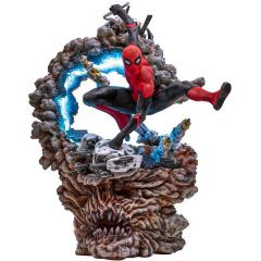 Spider-Man 1/4 Legacy Replica - Spider-Man: Far From Home - Iron Studios