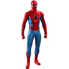 Spider-Man (Spider Armor - MK IV Suit) - 1/6 Scale Collectible Figure - Marvel's Spider-Man - Hot Toys