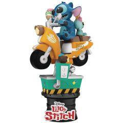 Stitch Coin Ride - D-Stage - Disney - Lilo & Stitch - Beast Kingdom