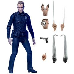 """Ultimate T-1000 - 7"""" Scale Action Figure - Terminator 2: Judgment Day - Neca"""
