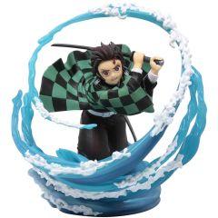 Tanjiro Kamado (Breath of Water) - FiguartsZERO - Demon Slayer - Bandai