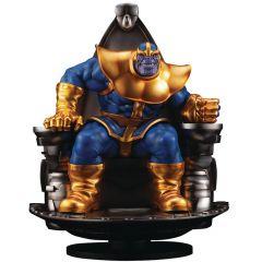 Thanos on Space Throne - Fine Art Statue - Marvel Comics - Kotobukiya