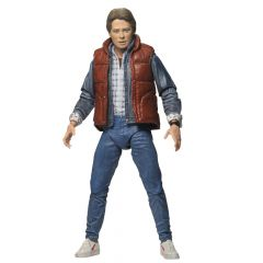 """Ultimate Marty McFly - 7"""" Scale Action Figure - Back to the Future - Neca"""