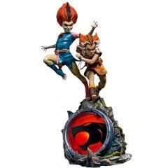 WilyKit & WilyKat BDS 1/10 Art Scale - Thundercats - Iron Studios