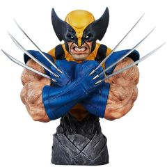 Wolverine - Bust - Marvel Comics - Sideshow Collectibles