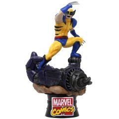 Wolverine - Marvel Comics - D-Stage - Beast Kingdom