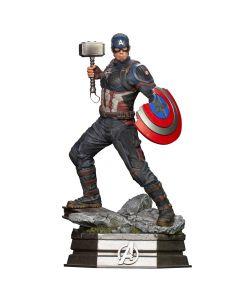 Captain America - 1/4 Legacy Replica - The Infinity Saga - Iron Studios