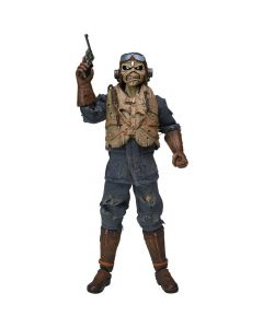 "Eddie (Aces High) - 8"" Clothed Action Figure - Iron Maiden - Neca"