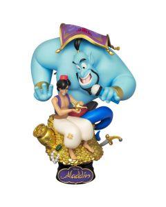 Aladdin Diorama - D-Stage - Disney - Beast Kingdom