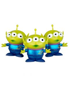 Alien Metallic Color - Toy Story - Mini Egg Attack - Beast Kingdom