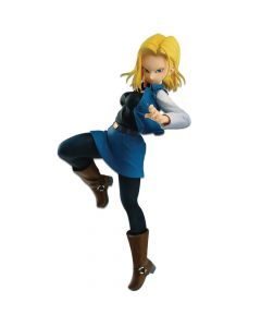 Android 18 - Dragon Ball FighterZ - Prize Figure - Banpresto