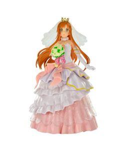 Asuna EXQ - Wedding Ver. - Sword Art Online: Code Register - Banpresto