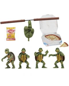 Baby Turtles Set - Teenage Mutant Ninja Turtles - 1/4 Scale Action Figures - Neca